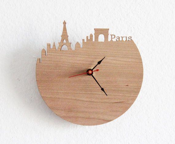 Paris Monuments Clock: Parisians Bridal, Paris Watches, Paris Clocks, Paris Monuments, Monuments Clocks, Paris Time, Photo Clocks, Paris Clock3, Funky Clocks