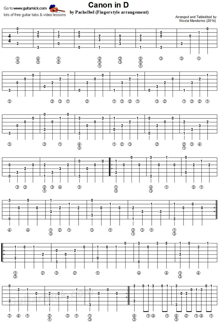 Best 25 tablature ideas on pinterest ukulele tabs songs guitar lesson with free tablature sheet music chords and tutorial canon in d by pachelbell fingerstyle arrangement hexwebz Image collections