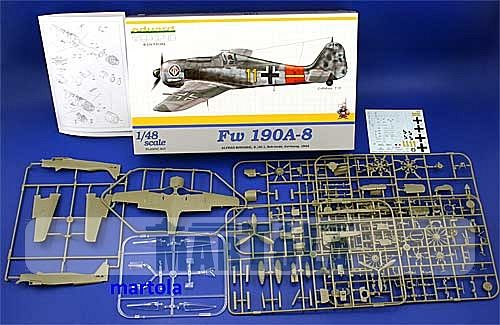 obrazek: Fw-190A-8 weekend edition