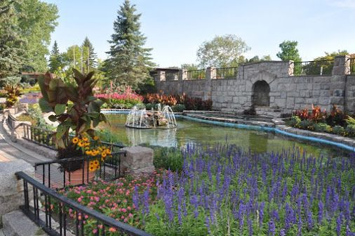 Gateway, International Peace Garden shared by Pegasus Publications on our website.