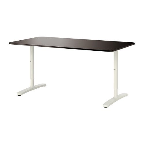 Bekant desks (length: 63 and 55 1/8). use side by side