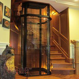 Visilift™Octagonal Home Elevator