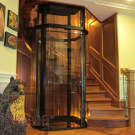 17 best images about visilift elevators on pinterest for Elevator in a house