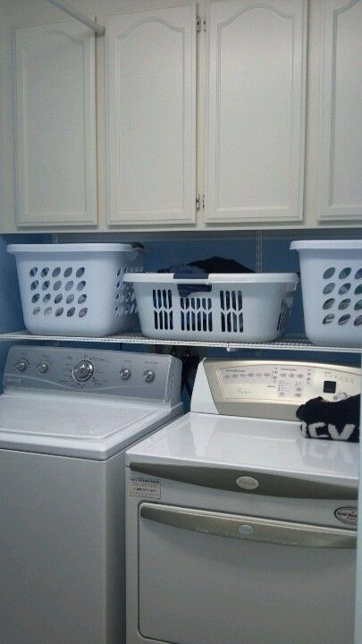 Best 25 Laundry Room Shelves Ideas On Pinterest Laundry