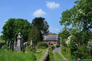 Searching graveyards in Lancashire for family graves