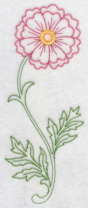 Machine Embroidery Designs at Embroidery Library! - Color Change - X0833