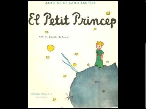 ▶ conte del petit príncep en català - YouTube