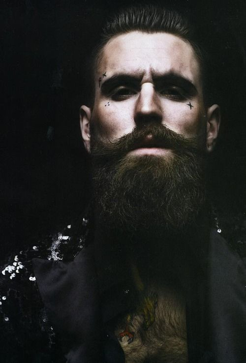 .: Cake, Ricky Hall, But, Black Sequins, Beardy Man, Perfect Beards, Rick Hall, Gentleman Hairstyles, Beards Tattoo