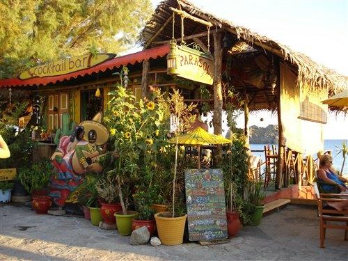 Para Sol, Eresos, Alternative Cocktail Bar, Lesvos Island, Greece