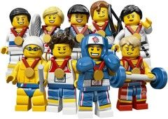 8909-0: Team GB Minifigures (Random bag)