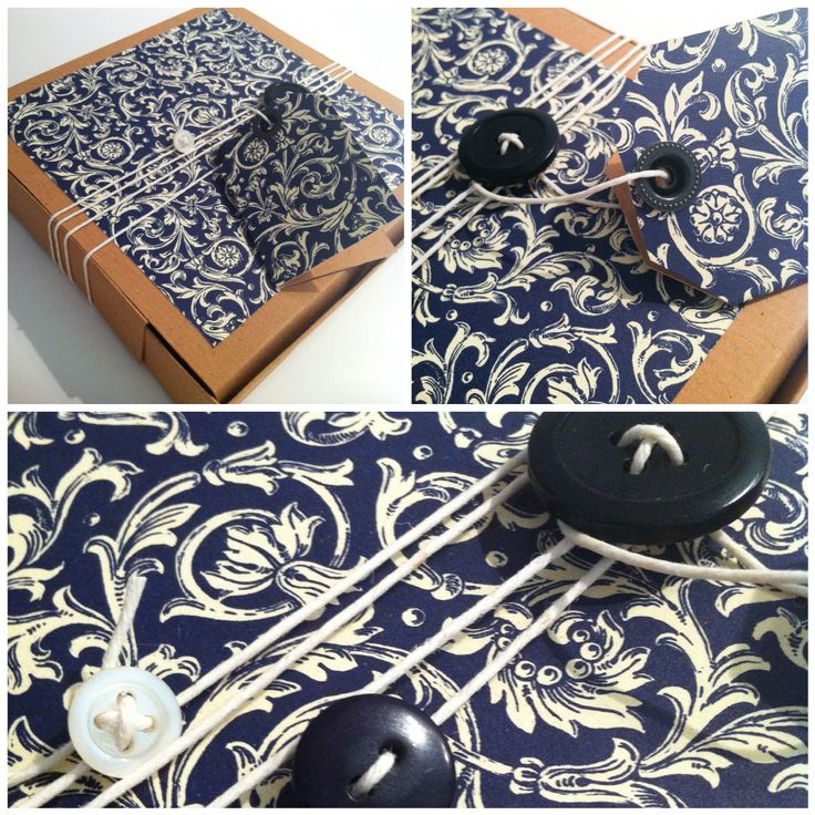 #Paper #box: #package for a gift.