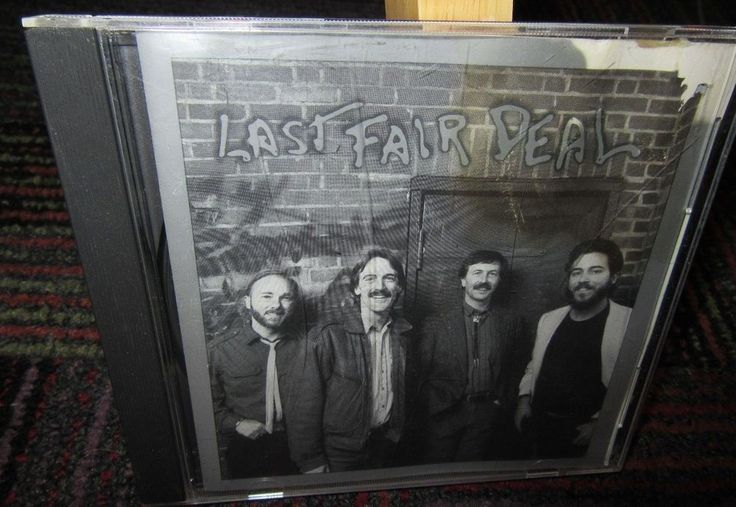 LAST FAIR DEAL: SELF TITLED LAST FAIR DEAL MUSIC CD, 12 GREAT TRACKS, GUC