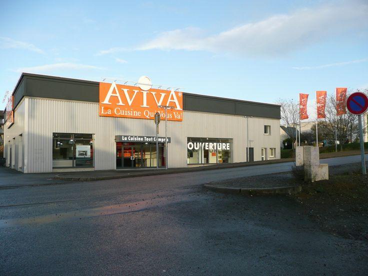 Plus de 1000 id es propos de nos magasins sur pinterest - Route du meuble rennes ...