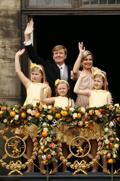 Dutch Royal Family, King Willem
