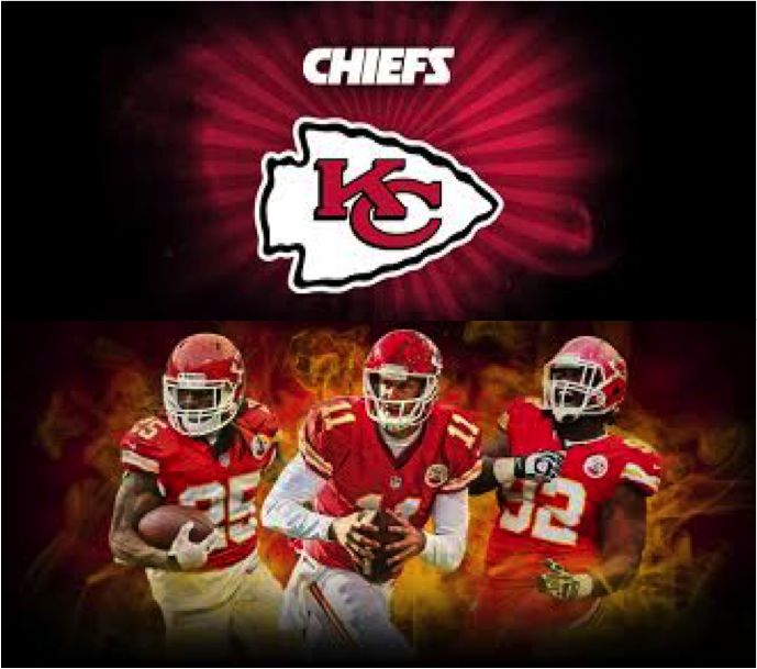 I love Football, and I am a HUGE Kansas City Chiefs fan! Every year from September to December, you can usually base my mood on the record of the Chiefs. #ArrowheadPride #ChiefsKingdom #MKM915