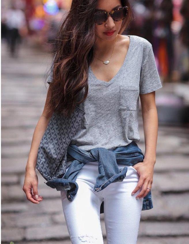 Jean, extra petite. Simple & casual elegance #petitefashion #style #fashion #petite #elegance