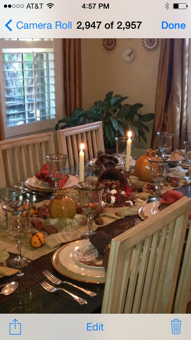 Thanksgiving Tablescapes Holiday Decoration Thanksgiving Table