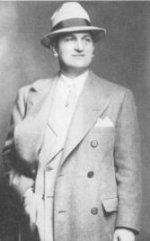 Joseph Charles Bonanno, Sr. (January 18, 1905 – May 11, 2002) was a Sicilian-born American mafioso who became the boss of the Bonanno crime family.  Read more...
