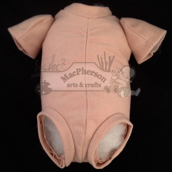 Custom Body for Twin A or B by Bonnnie Brown - No Leg Joint