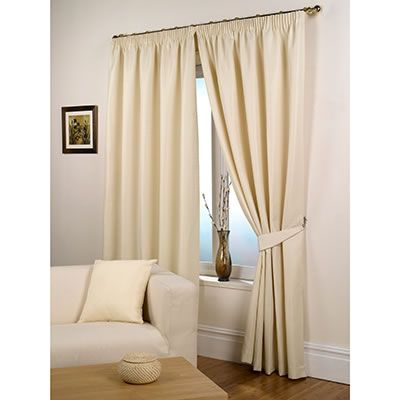 waffle-effect-natural-pencil-pleat-curtains