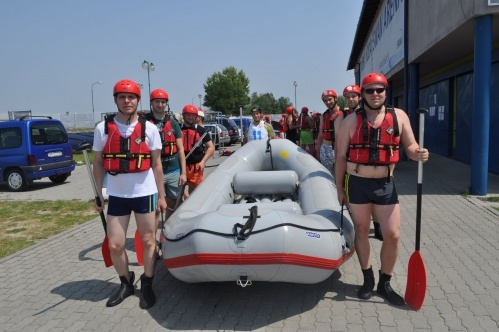 duck racing team