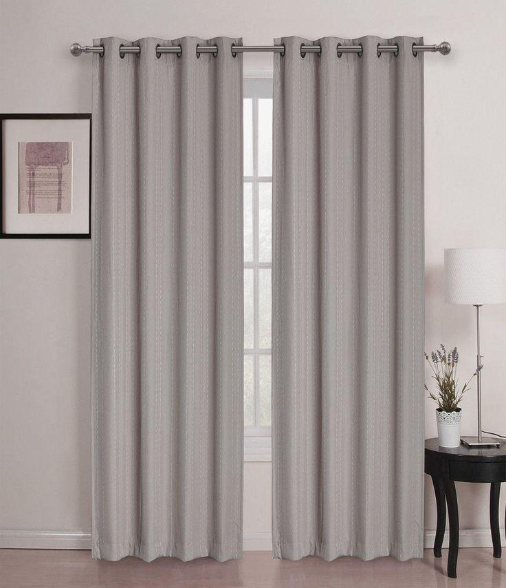 Warwick Curtain Panel
