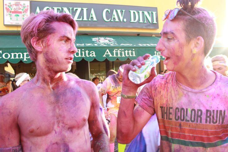 Color Run Team Hotel Andreaneri