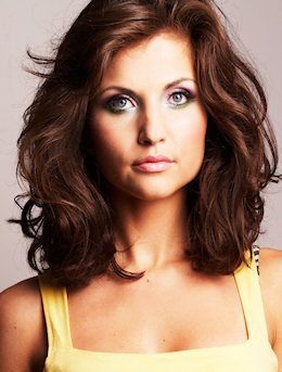 Long Brunette Wavy Hairstyle Hair Haircut Thick Wavy