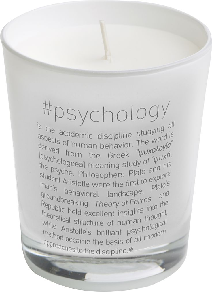Scented Candle #Psychology