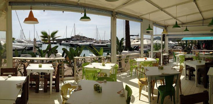 Marina botafoch ibiza temakinho temakinho pinterest for Ibiza ristorante milano