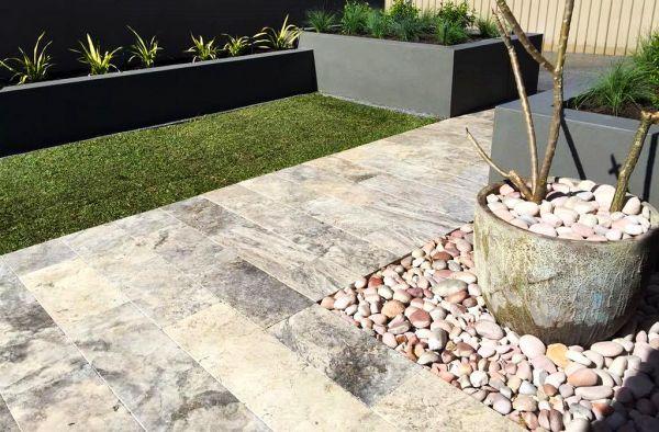 City Limits Landscapes- Landscape Design & Construction- Landscapers Perth- Travertine Paving