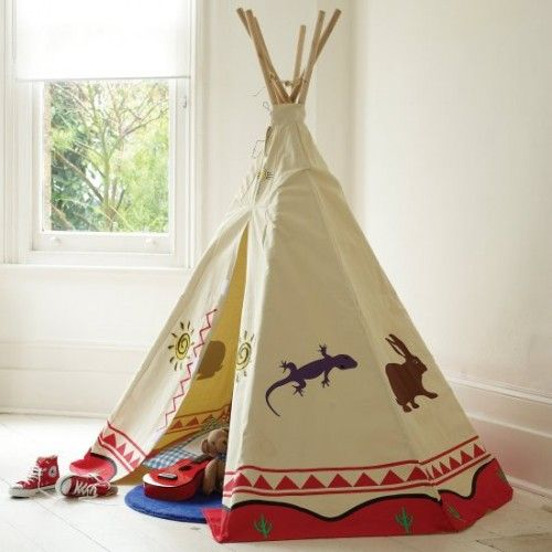 Playful and Fun DIY Tents for Kids - Modern Home Interior Design