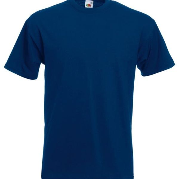 Plain blue t shirt super cheap made from ORGANIC cotton so eco friendly! #fashion for men #eco #ethical #fashion