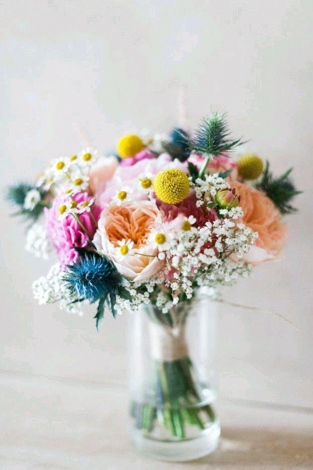 Regenbogen Brautstrauß Kann in Papier für Ihre ewige Hochzeit Blumen repliziert werden …   – Brautstrauß