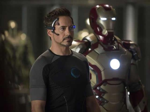 Iron Man 3 debut from $337 million
