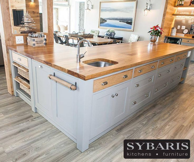 #Sybaris Kitchens that inspire a Lifetime of experiences. Contact our showroom on 044 382 2866 or via our contact form: Desktop: http://anapp.link/39f or Mobile: http://anapp.link/39g for more information. #Decor #kitchen