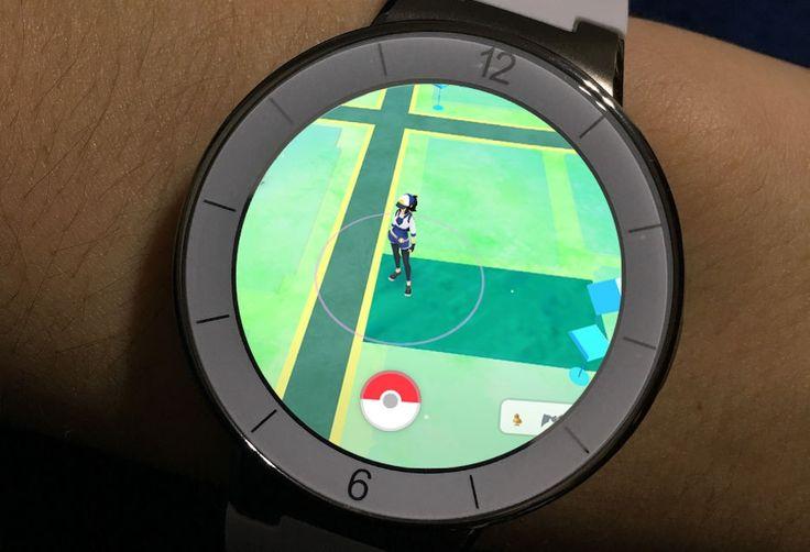 Pokemon GO na zegarkach z Androidem, ale nie na zrootowanych smartfonach