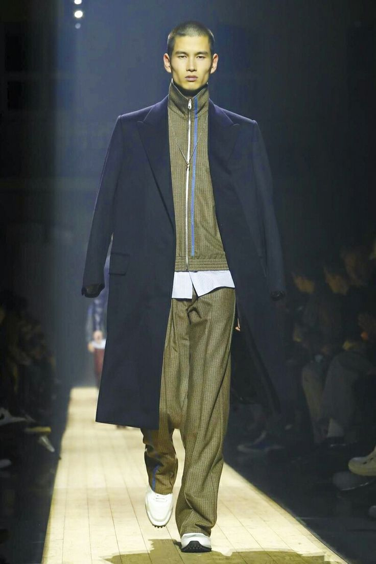 Dunhill F/W 2018-PFW
