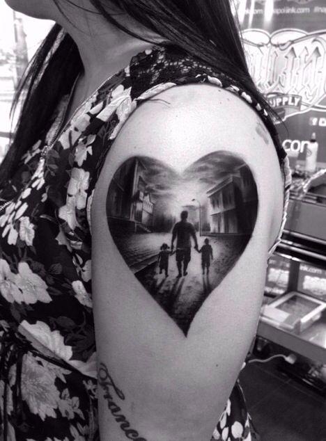 17 Migliori Idee Su Tatuaggi Sulla Famiglia Su Pinterest Tatuaggi Coordinati In Famiglia