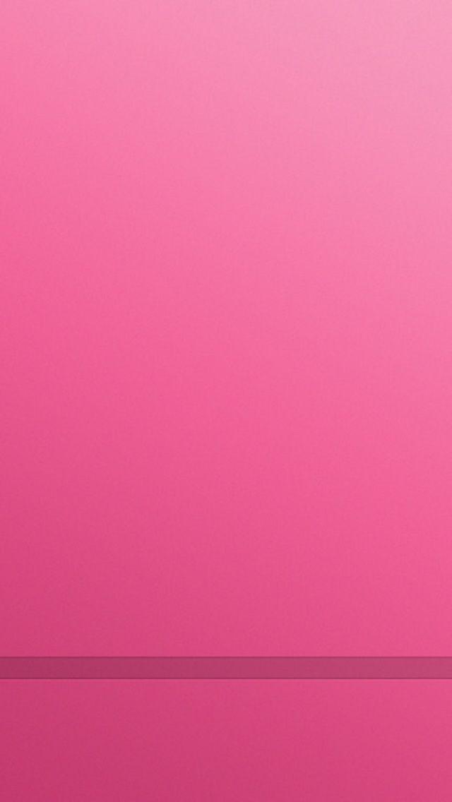 Pink Soft Gradient Line IPhone 5 Wallpaper