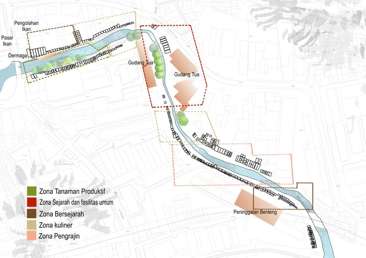 Mapping Peta Wisata Kampung Tongkol, Kota Tua, Jakarta