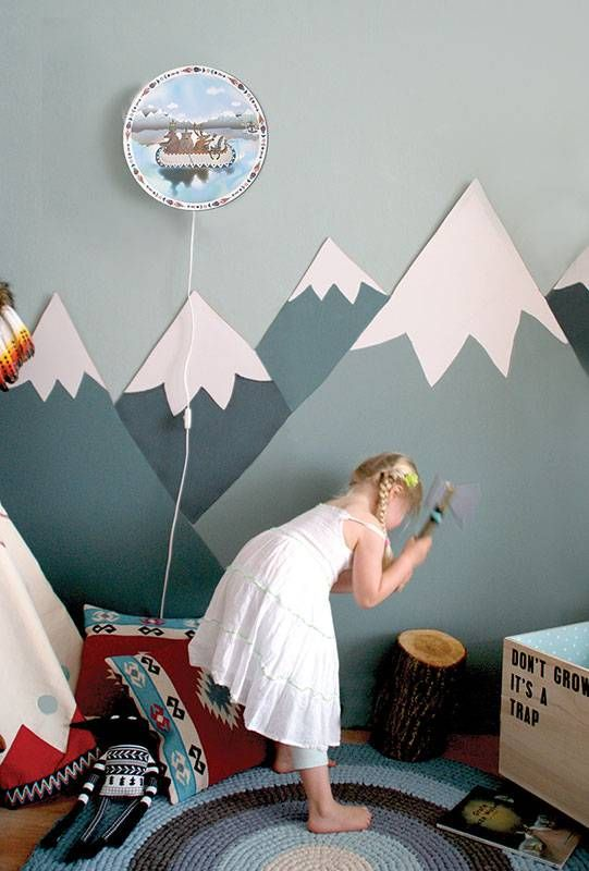 Wonder Wall Lamp Starfishers By Hartenf Native Walllamp When The Time Comes Pinterest Baby Room And