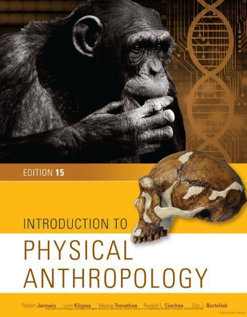 Physical Anthropology Ebook