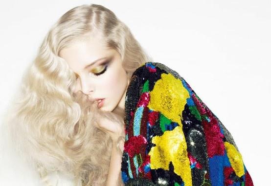 : 70S Hair, Blond, Hair Makeup, Horst Diekgerd, Hair Style, 70S Makeup, Fashion Photography, Fashion Women, Eye