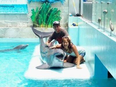Con Yaku y Wayra , Los Delfines Hotel San Isidro Lima Perú