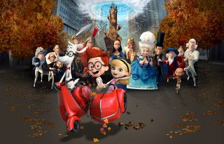 The Adventures of Mr. Peabody & Sherman (film)