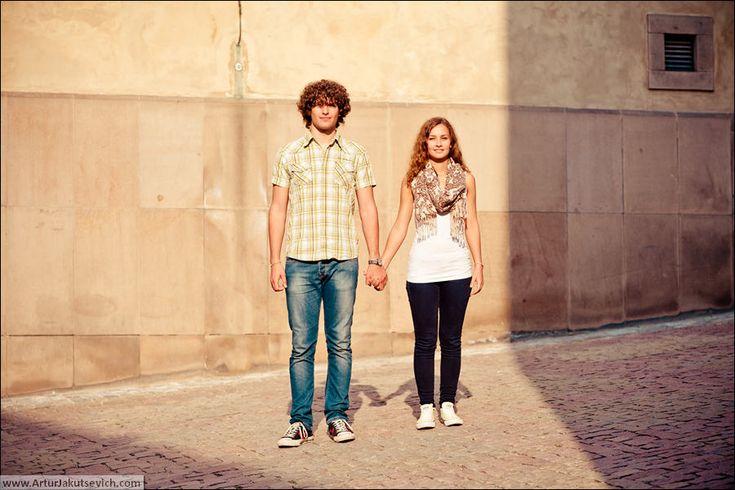Engagement in Prague