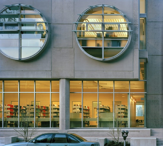 BC Cancer Research Centre -  IBI Group Architects | Glotman Simpson Structural Engineers