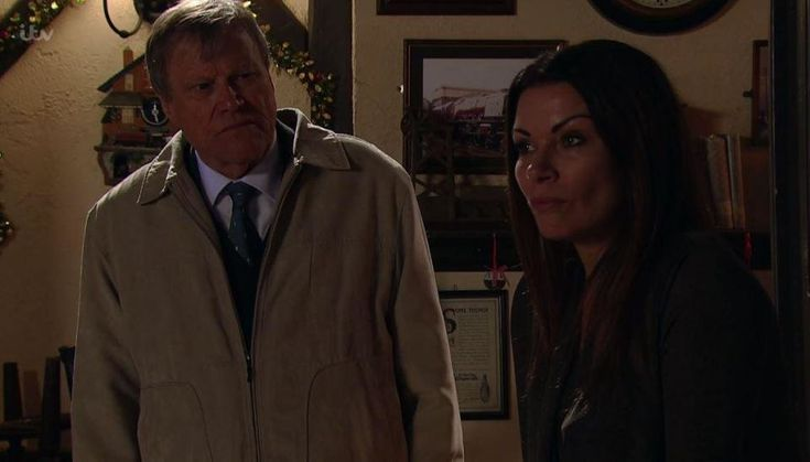 Coronation Street Reveals Carla Connors Big Secret