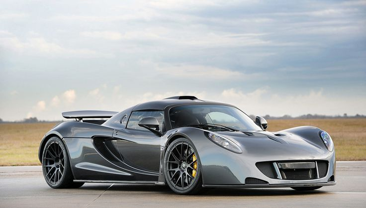 The Hennessey Performance Venom GT Is the World's Fastest Car
